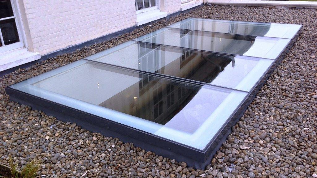 Glass Rooflights